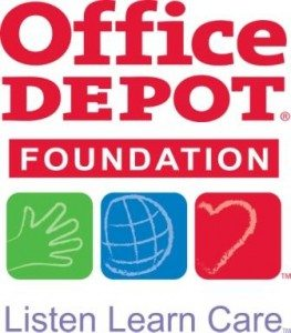 Office Depot Foundation Supports Gasoline Alley